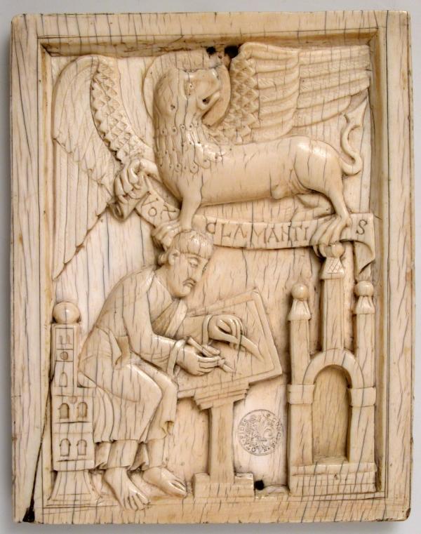 Foto: Metropolitan Museum of Art, Elfenbein, Köln, 11. Jahrhundert